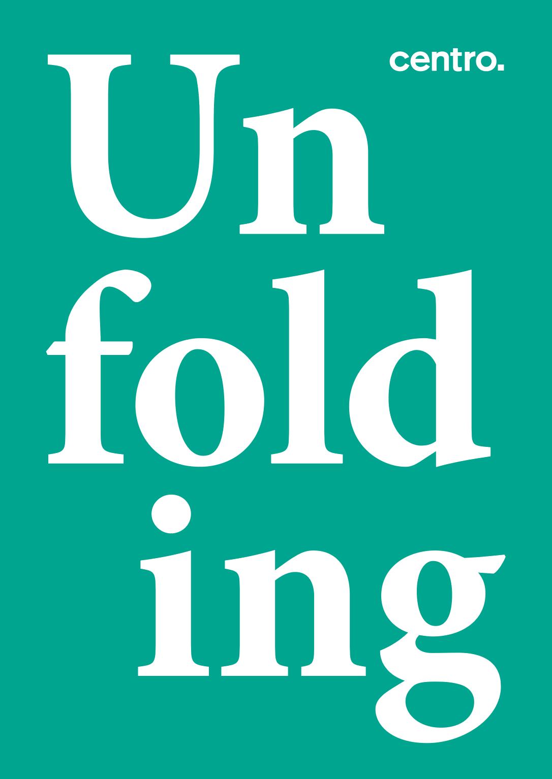 Libro Unfolding